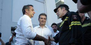 Daily Post:Στο Κέντρο Επιχειρήσεων στο Χαλάνδρι ο Κ.Μητσοτάκης-Ευχαρίστησε τον κρατικό μηχανισμό
