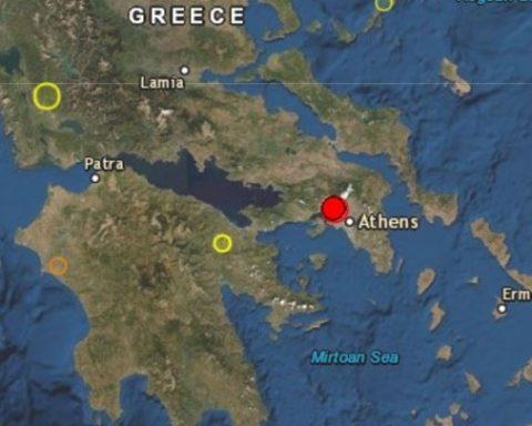 Daily Post:5,1 Ρίχτερ ο σεισμός στην Αττική