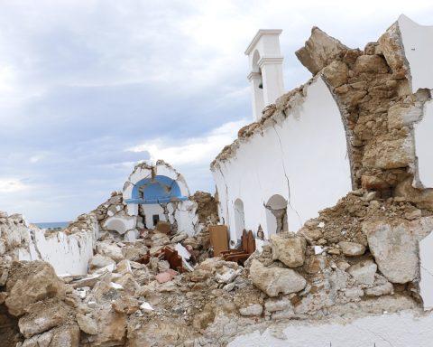 Προβληματισμός Λέκκα - Παπαδόπουλου για τον σεισμό στην Κρήτη Όνομα αρχείου: seism